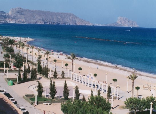 altea real estate and property hills slopes and resorts